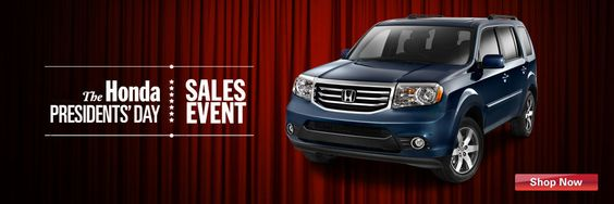 The Honda Presidents Day Sale Going On Now At Markley Honda