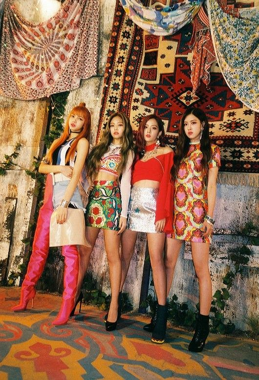 Blackpink As If It S Your Last Blackpink Blink Kpop With