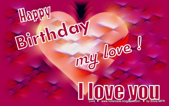 ... birthday i love you quotes for him Romantics Greeting Cards LOV86784