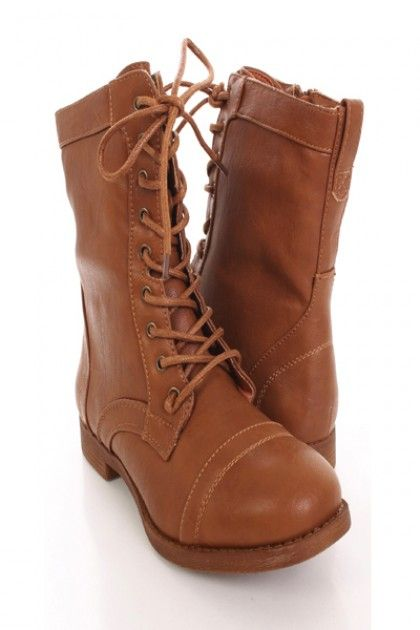 Boots, Tans and Combat boots on Pinterest