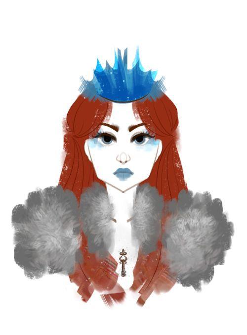 Sansa Stark, Queen of the North / Queen of Winter / Lady of Winterfell and Warden of the North!