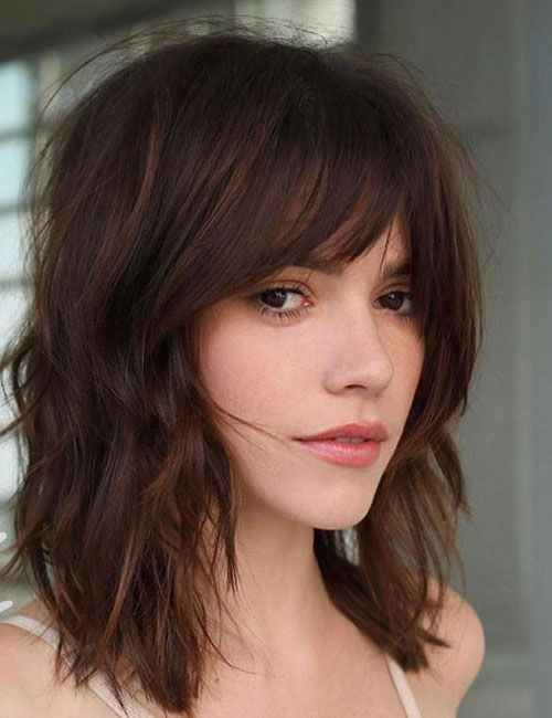 45 Best Short Hairstyles For Thick Hair 2020 Guide In 2020 Thick Hair Styles Medium Hair Styles Short Hairstyles For Thick Hair