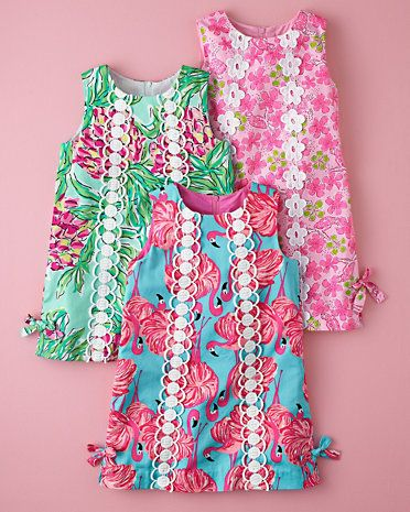 Little Lilly Shift Dress by Lilly Pulitzer Baby Girls