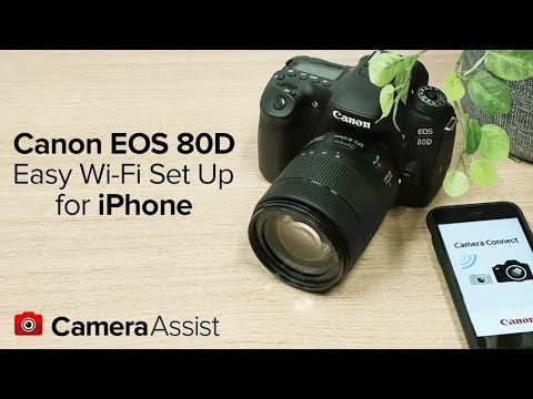 Buy The Canon Eos 80d With Great Features Including 24 4 Megapixels Up To 7 Frames Per Second Wi Fi Nfc Full Eos Movie Hd Var Canon Eos Eos Iphone Camera