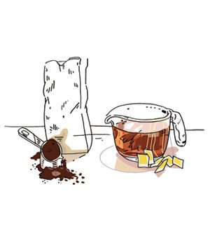 How to brew iced coffee and iced tea. (Hint: Make it stronger!)