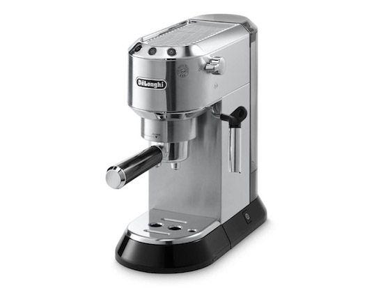 Gaggia Espresso Machine uses BAR pump brew the