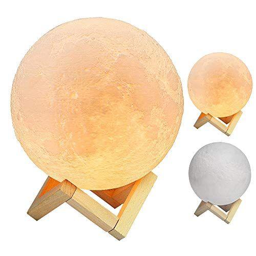 7 1 Leviluna Magnetic Levitating Moon Lamp Wireless Pow Https Www Amazon Com Dp B077xmbk96 Ref Cm Sw R Pi Dp U X Decorative Table Lamps Lamp Levitation