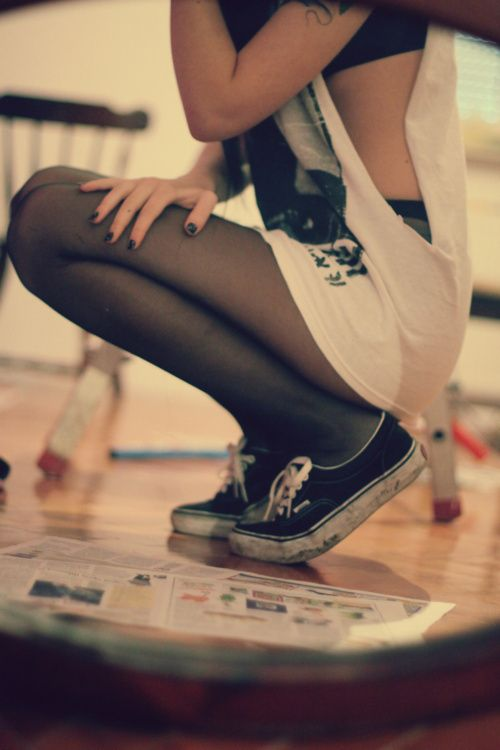 skate vans hair girl rock hipster vintage Grunge tattoo sick Clothes wow nail longboard