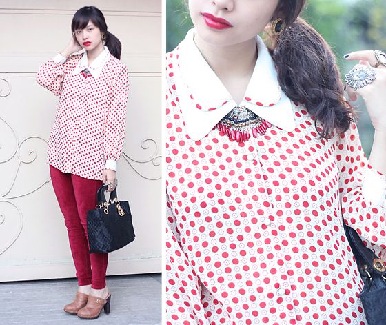 Old Soul (by Bea Benedicto) http://lookbook.nu/look/2968103-Old-Soul