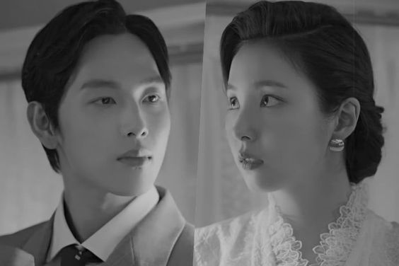 "Watch: Im Siwan And Shin Se Kyung Play A Classic Hollywood Couple In New ""Run On"" Teaser"