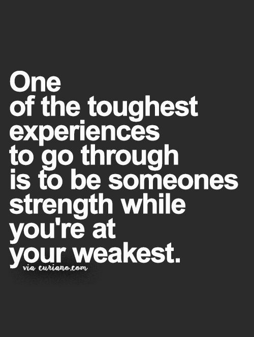 Inspirational Quotes About Strength :Curiano Quotes Life ...