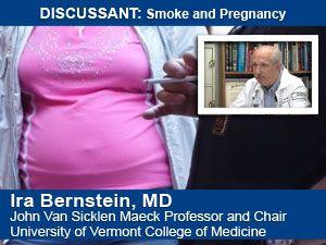 Secondhand Smoke Poses Pregnancy Risk