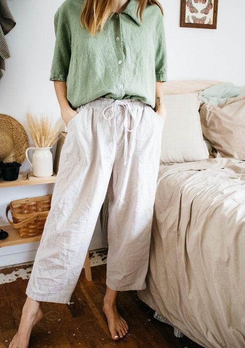 clothes and goods for slow, simple, and sustainable living — Calico and Twine