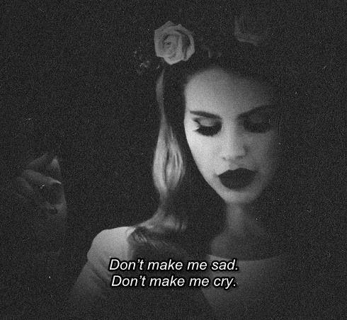 A veces el amor no es suficiente y no se por que...