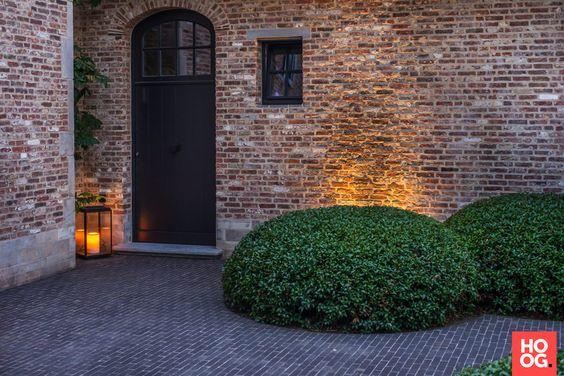 Kevin Mampay - Strak landelijk in de Kempen - Hoog ■ Exclusieve woon- en tuin inspiratie.