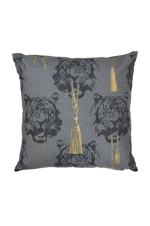 Studio Lisa Bengtsson Kudde Coco Tiger 50x50 cm