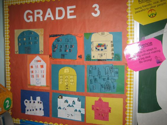 Multiplication Houses