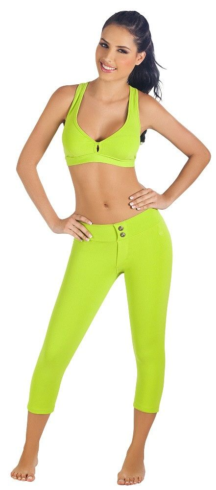 Protokolo Green Jean Style Capri