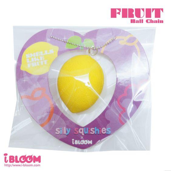 sillysquishies.com - iBloom Lemon Squishy - Wholesale (Free Shipping),   USD5.99 (http://www ...