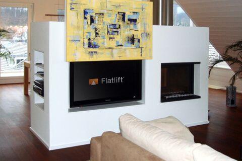 Die besten 25+ Tv wand freistehend Ideen auf Pinterest Tv möbel - wohnzimmer ideen tv wand