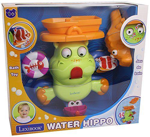 Lexibook - Hipopótamo de baño (IT022)
