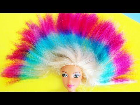 8 Farkli Diy Barbie Minyatur Esya Yapimi Kendin Yap Tarzi 5