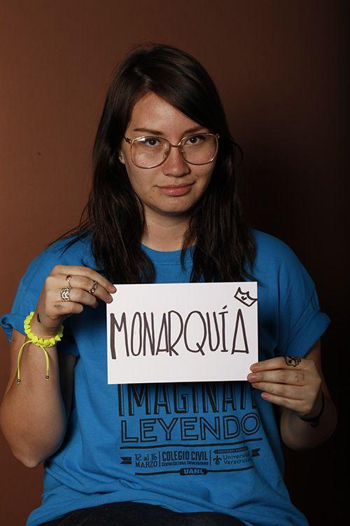 Monarchy, Ilse Plá, Estudiante, UANL, Monterrey, México