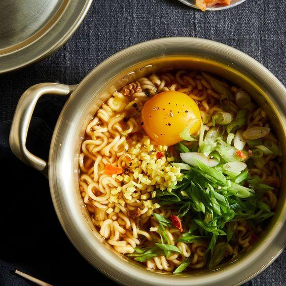 Shin Ramyun, South Korea's Most Popular Instant Noodles