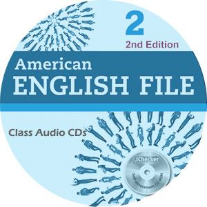 American English File 2 2nd Edition Class Audio Cd1 English File