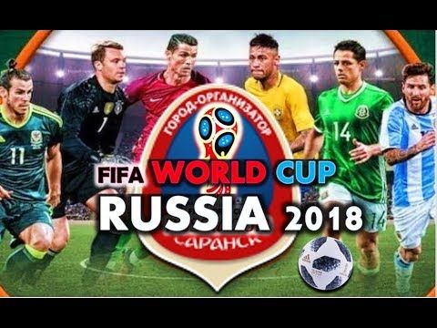 Fifa World Cup Official Song Russia 2018 Full Hd Youtube World Cup European Soccer Fifa World Cup
