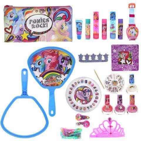My Little Pony Mega Cosmetic Set Cosmetic Sets My Little Pony Pony