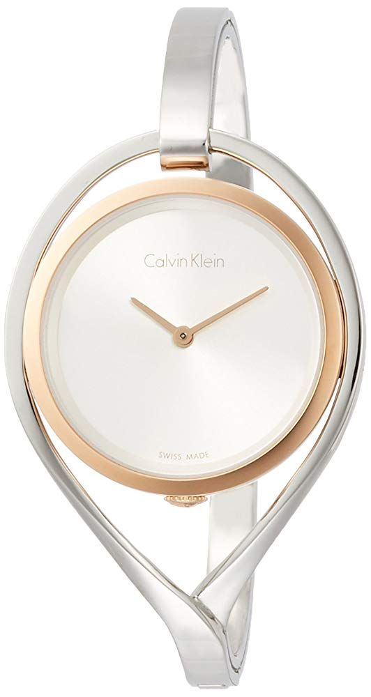 Calvin Klein Damen Analog Quarz Uhr Mit Edelstahl Armband K6l2mb16 196 97 5 0 Von 5 Sternen Damen Uhren 201 In 2020 Edelstahl Armband Calvin Klein Damen Quarzuhr