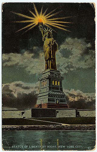 https://flic.kr/p/5ERRx2 | Statue of Liberty 2 | I am obsessed with the Statue of Liberty at the moment.  Enjoy!  These are public domain.