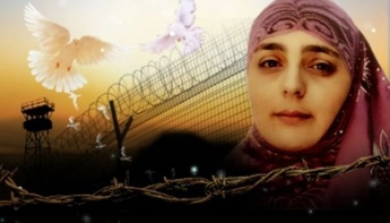 La plus ancienne prisonnière de servir dans les prisons israéliennes