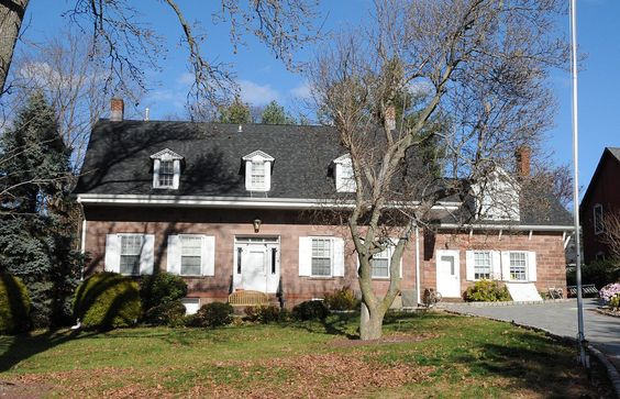 Peter Huyler House in Bergen County, New Jersey.
