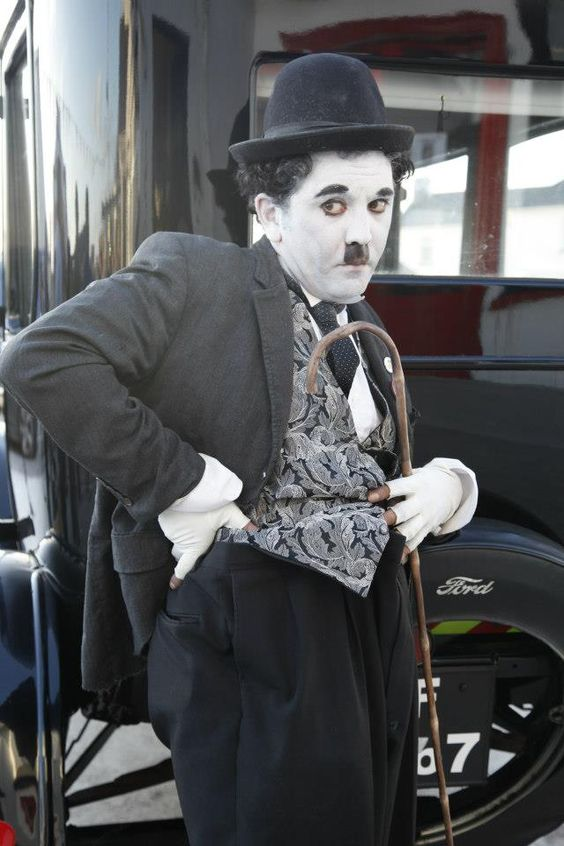 Waterville Ireland at the Charlie Chaplin film festival