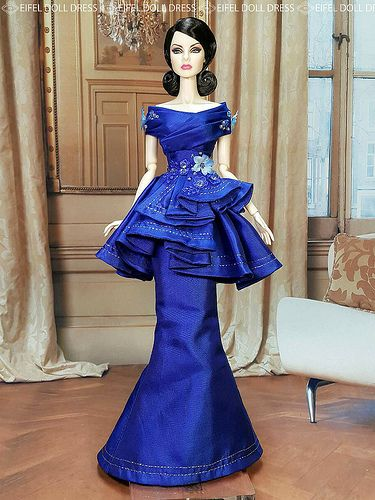 Evening Dress for sell EFDD | por eifel85, eifel doll dress