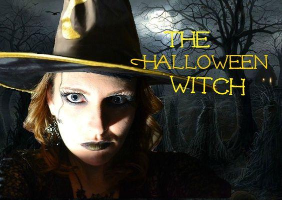 Trucco da strega per Halloween!=)      http://www.youtube.com/watch?v=wUBv4SWQlwc=plcp