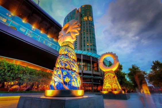 Victoria - Crown Entertainment Complex