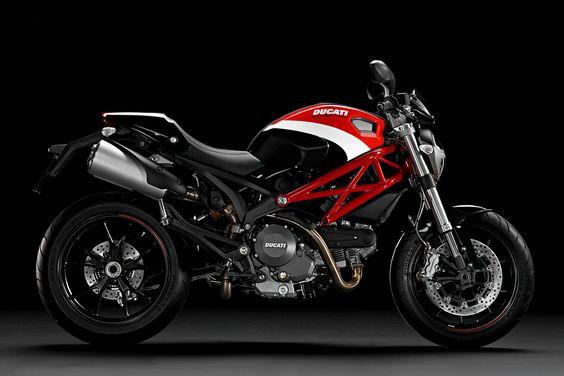 Ducati Monster 796 Corse