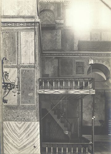 St. Mary Diaconissa, Istanbul, Turkey, 1903. by Brooklyn Museum, via Flickr