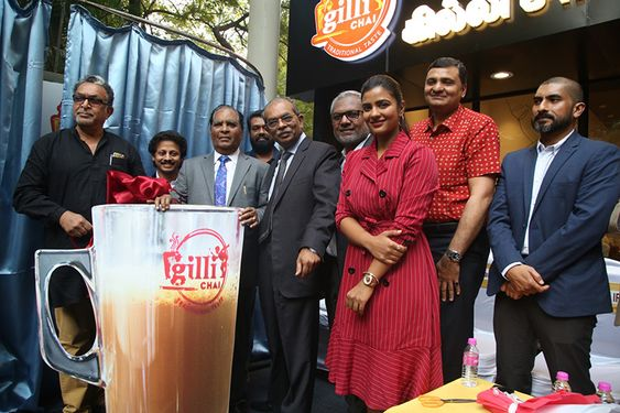 Actress Aishwarya Rajesh Launches Gilli Chai India's First Retro Fit Electric Auto Rickshaw In Chennai