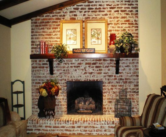 White Wash Brick Fix My Room Series How To Freshen Up A