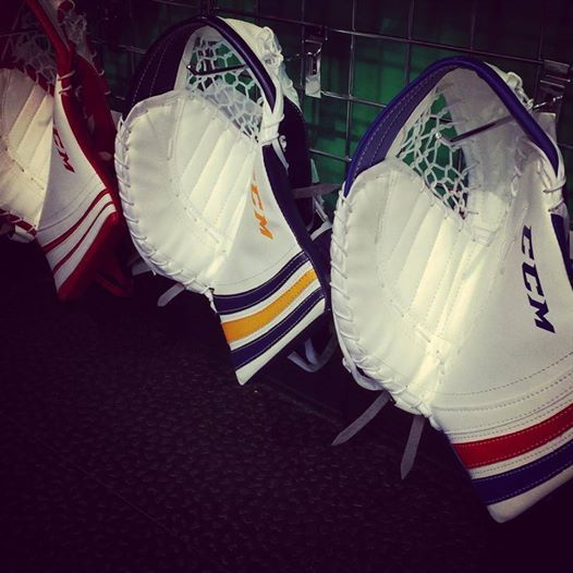 Visit totalgoalie.com to find CCM products and more goalie equipment!