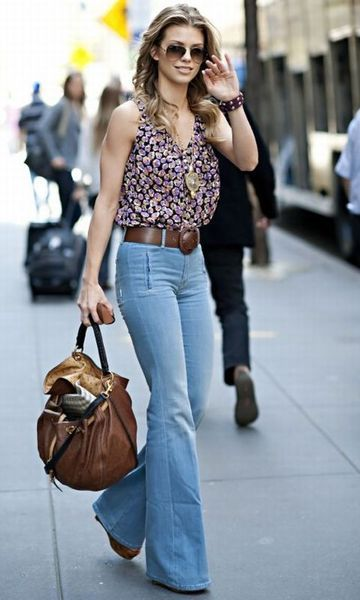 Look Jeans: Flare