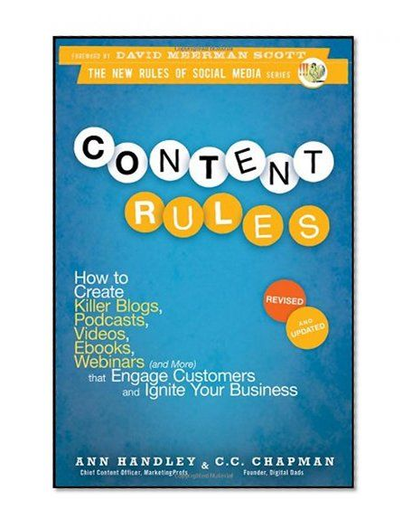 content rules podcasts webinars customers