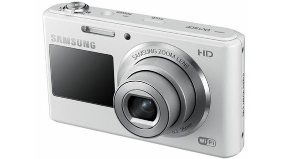 samsung DV150F camera