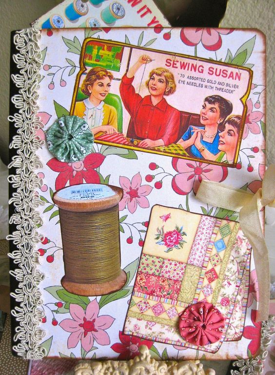 The Beehive Cottage: Journals for the Quilt Show