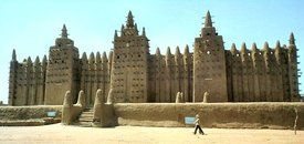 Great Mosque of Djenné Djenné, Mali