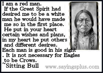 Love Sitting Bull